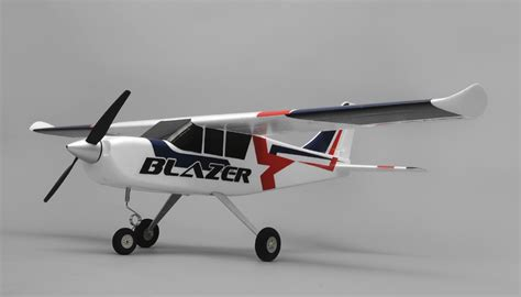 Rc Plane Trainer airfield blazer rc 4 channel trainer plane ready to fly rtf 1280mm wingspan rc remote