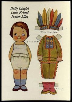 printable indian paper dolls 1000 images about dolly dingle and friends on pinterest
