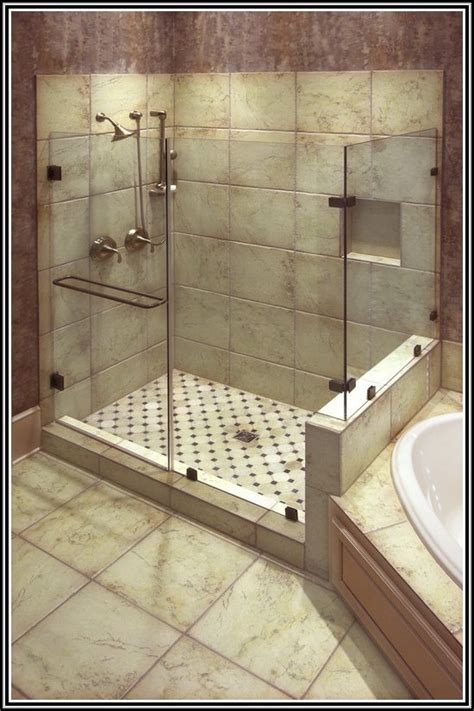begehbare dusche fliesen begehbare dusche fliesen reinigen fliesen house und