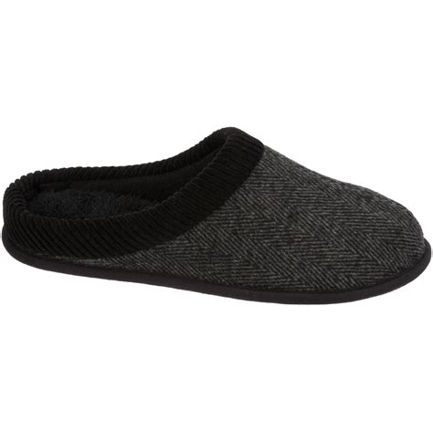 dearfoams bedroom slippers df by dearfoams women s heather knit clog slipper