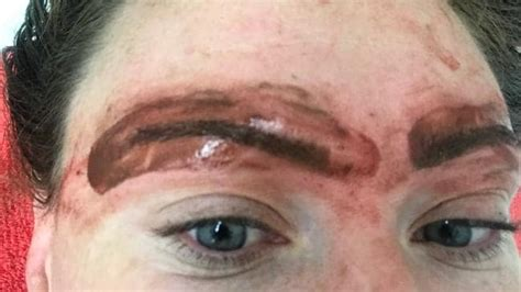 tattoo eyebrows does it hurt eyebrow tattoo horror stories why it was the worst