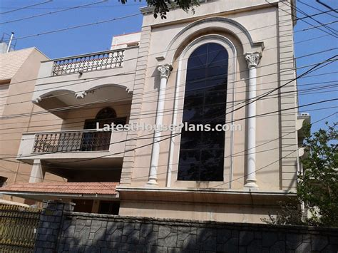 latest elevation designs of residential house two floor building steps elevation in arch model latest house luxamcc
