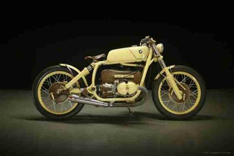 Motorrad Umbau Polen by Custom Bobber Bmw R60 6 1974 Opinion Dekra Bestes