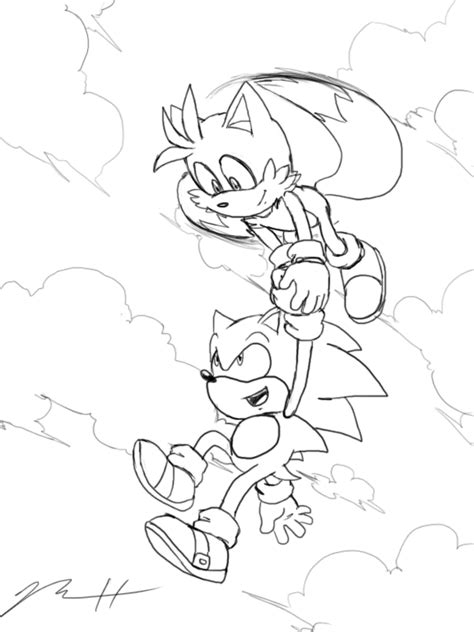 tails coloring pages coloring pages