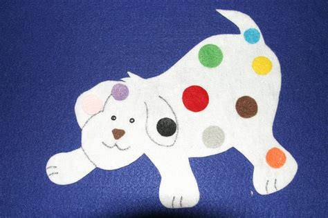 dogs colorful day s colorful day children story flannel board felt
