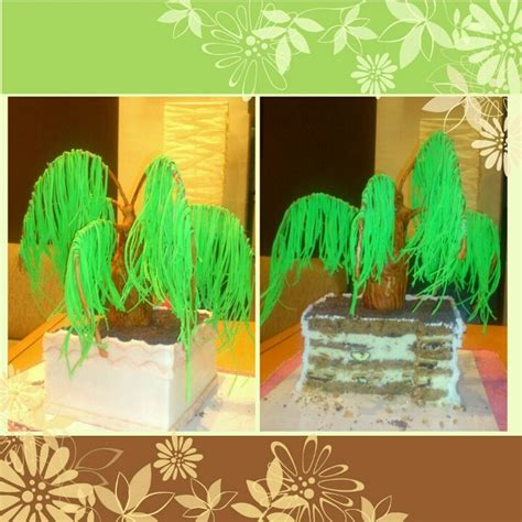 weeping willow tree cake decorations pinterest trees