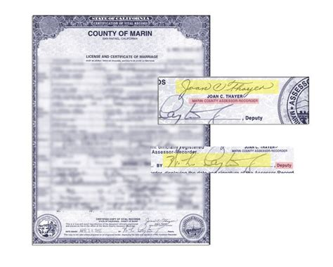 Marin County Marriage Records 71 Best Images About State Of California Sle Apostille