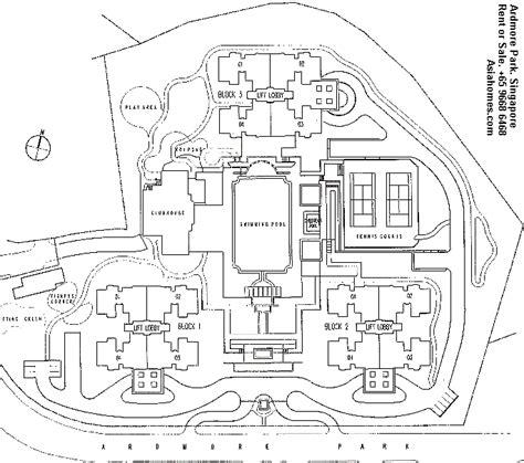 ardmore park floor plan 20070102asingapore properties rental agents apartment
