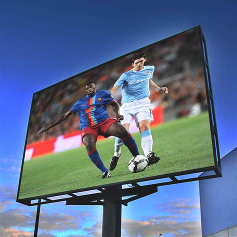 Led Outdoor Tv Display china p10 color outdoor led display screen for