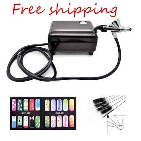 Temptu 2 0 Plus Kit makeup airbrush compressor fay