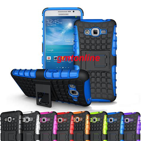 Samsung Galaxy Grand 2 Rugged Armor Stand Soft Cover Bumpe buy caseology mars samsung galaxy note 4 note5 note3