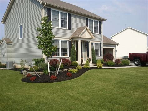 lancaster ny landscaper and lawn care service wny lawn