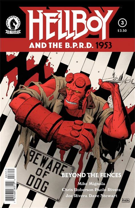 hellboy and the b p r d hellboy and the b p r d 1953 3 a apr 2016 comic book by dark horse