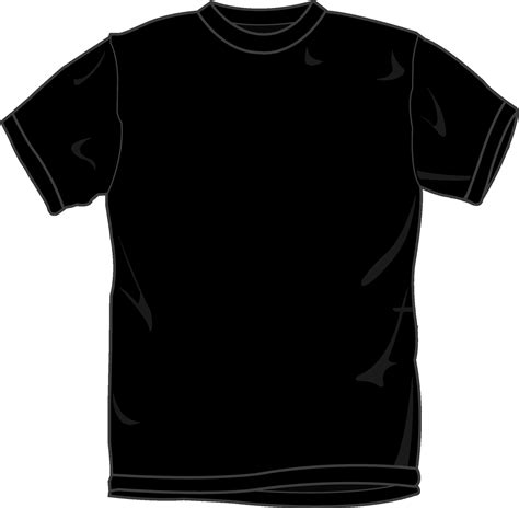 20 Vector Pocket T Shirt Black Images Black T Shirt Vector Art Shirt Pocket Clip Art And Black T Shirt Template