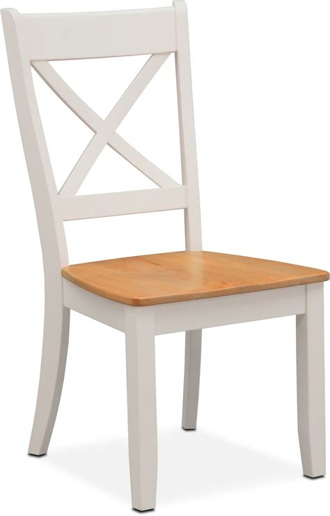 White Drop Leaf Table And Chairs Nantucket Drop Leaf Table And 2 Side Chairs Maple And White Value City Furniture