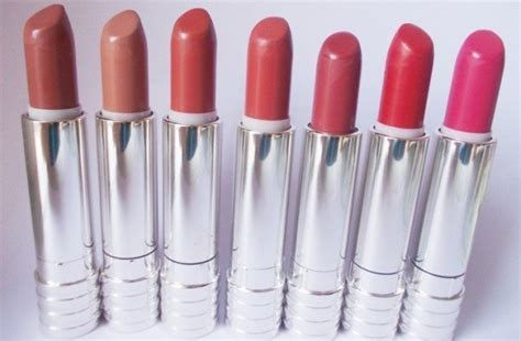 Lipsticks Clinique clinique last lipstick photos swatches lip swatches