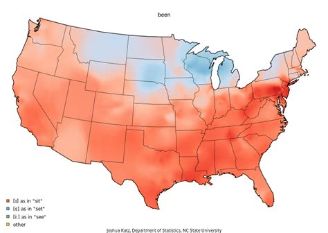 How To Pronounce Cupola by 22 Maps Showing How Different Americans Pronounce