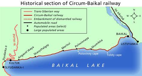 circum section circum baikal baikal rail circum baikal bahn baikal
