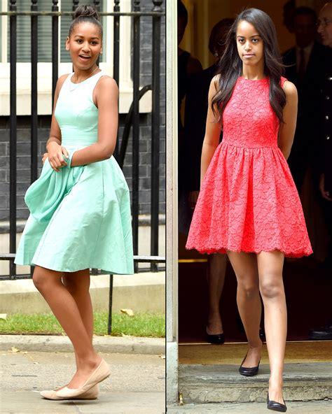 White House Tours Obama by Celebrity Memoirs 8 The Malia And Sasha Obama Kamdora