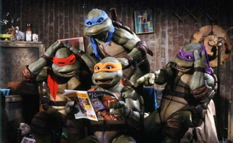 film ninja turtle 1990 for your viewing pleasure 1990 s tmnt movie alternate