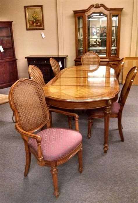 thomasville dining room sets thomasville dining room set delmarva furniture consignment