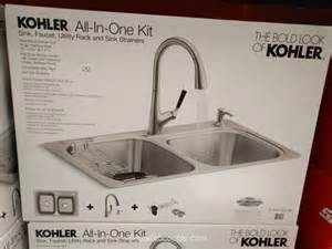 kohler all in one kit