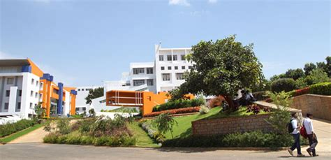 Acharya Institute Of Technology Mba Fee Structure by 15 Most Beautiful College Cuses In Bangalore