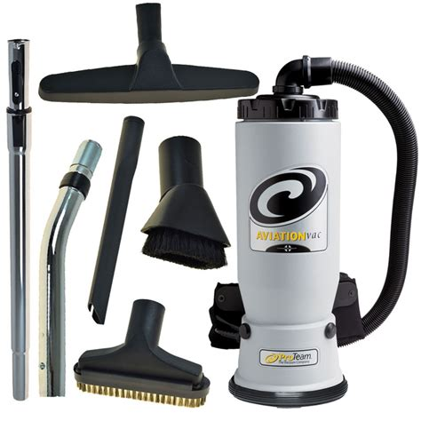 proteam 103024 aviation backpack vacuum unoclean