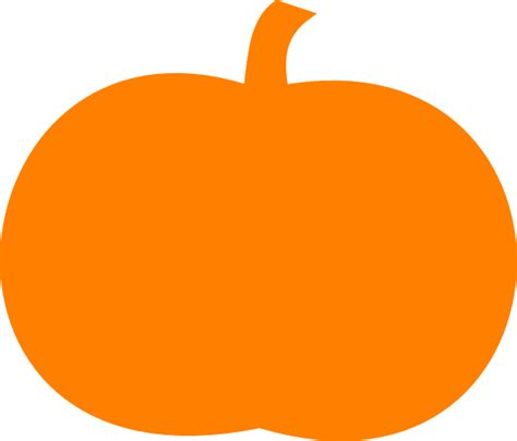 pumpkin clipart orange pumpkin clip at clker vector clip