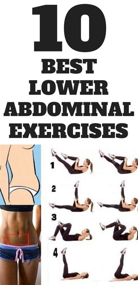 25 best ideas about lower abdominal workout on best abdominal exercises belly