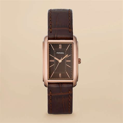 Fossil Rectangle Rosegoldwhite 17 best images about fossil watches accesories on watches s watches and