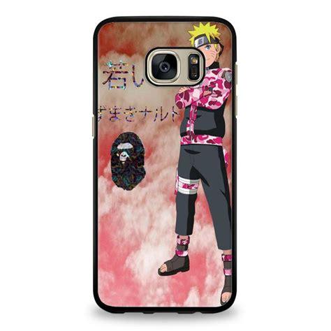 Casing Samsung Galaxy S6 Edge Plus Goku Bape X5751 bape pink samsung galaxy s6 edge plus yukitacase yukita