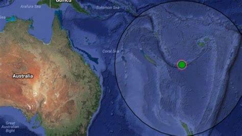 earthquake new caledonia major 7 6 magnitude earthquake strikes off vanuatu usgs