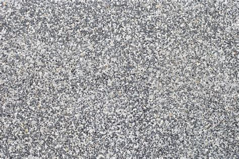 Slab House Plans by Exposed Aggregate Concrete Texture Background Stock