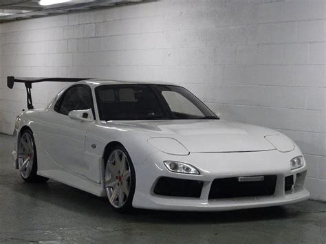 Sriping Rx Spesial 1995 used mazda rx 7 2 6 turbo type rz special edition for sale in west pistonheads