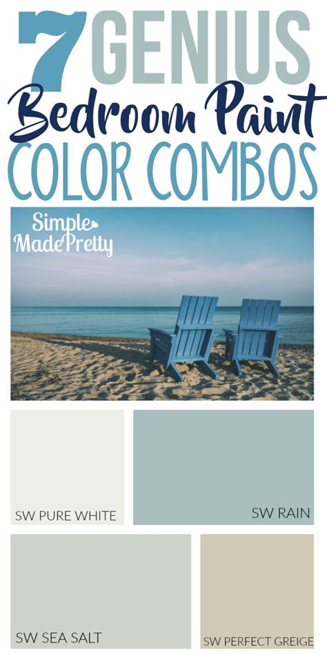 paint colors for beach theme bedroom best 20 beach bedroom colors ideas on pinterest beach color palettes seeds color