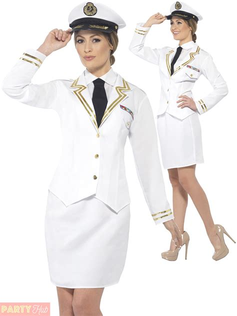 Navy Officer Dress by Naval Officer Costume Adults Navy Sailor Fancy