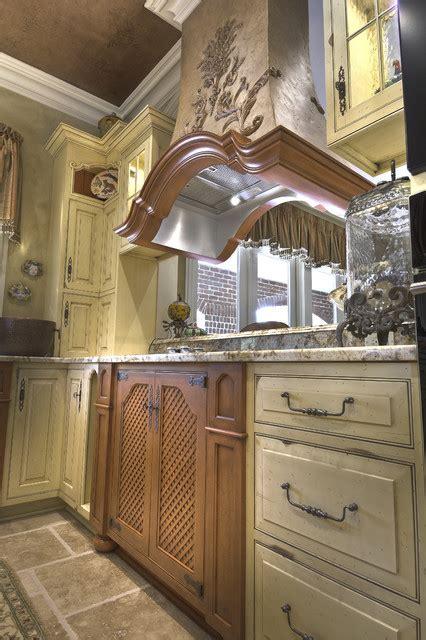Craft Kitchens Inc by Unique Twist On Country Kitchen Mediterranean
