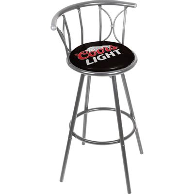 coors light bar stools sale coors light outdoor bar stool a toast to classy comfort