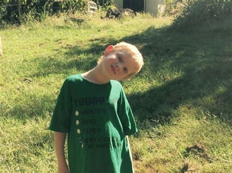 Oh Those Tudor Boys by Cameron Tudor Missing Boy With Autism Found After Search