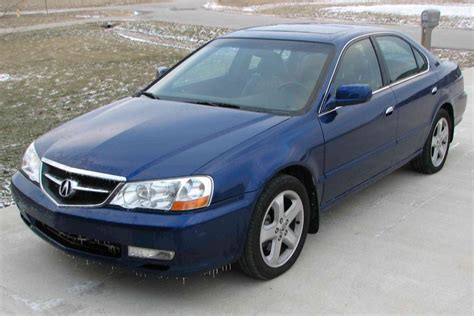 acura tl 2003 2003 acura tl information and photos momentcar