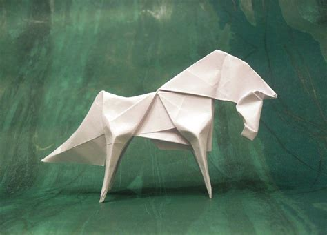 Origami Horses - origami by orestigami on deviantart