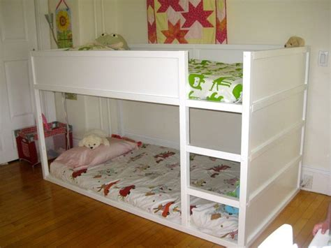 ikea low loft bed ikea kids loft bed painted white love how low to the