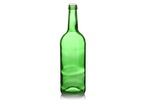 Green Bottles 750ml green mountain bottle with caps soft drinks