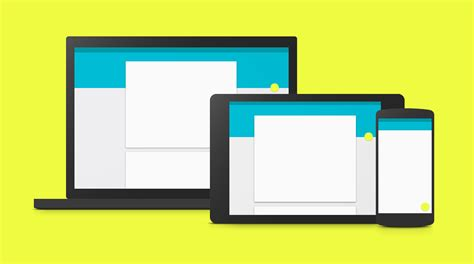 google design yesterday w3 css material design
