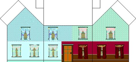 free dolls house printables free printable dolls house pictures house interior