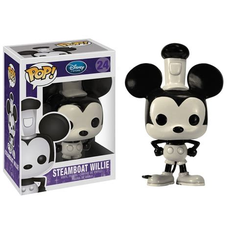 steamboat willie pop figurine pop mickey mouse steamboat willie steamboat