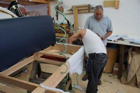 upholstery shoo about us manny lopez upholsterer testimonial