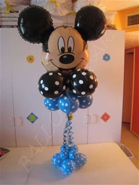 mickey mouse wedding centerpieces 1000 images about balloon centerpieces on