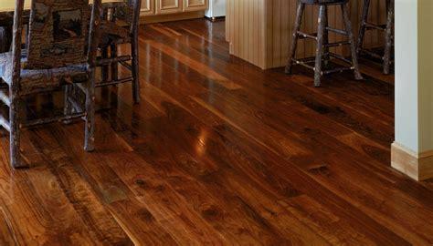 86 walnut stained hardwood floors naperville